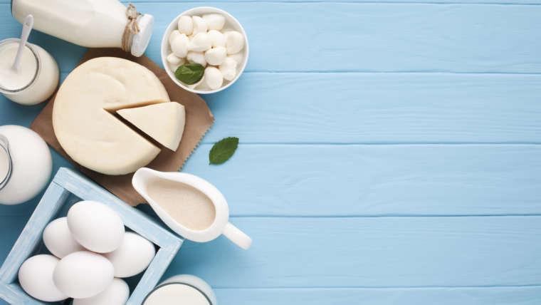 Conheça os tipos de alimentos que são ricos em cálcio