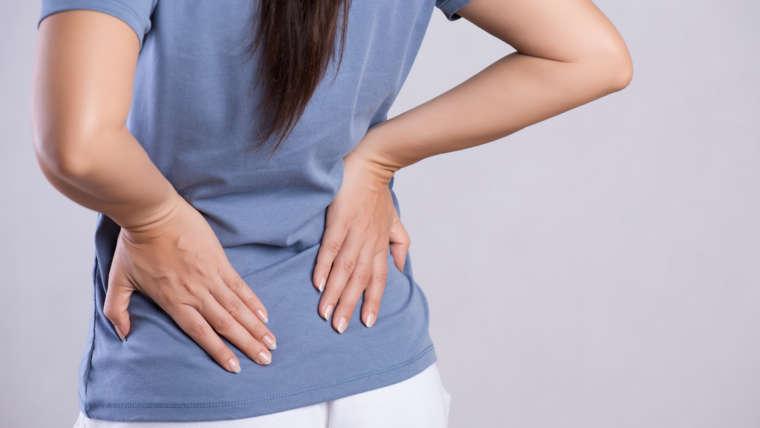 Dicas para combater as dores na lombar