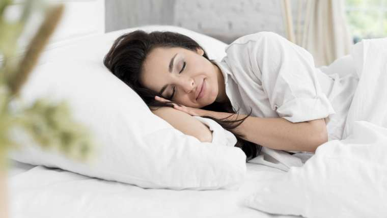 Qual a melhor posição para dormir?