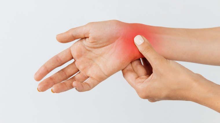 Conheça os sintomas da Tenossinovite
