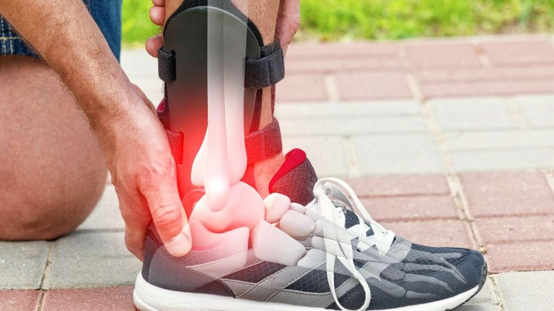 Conheça os benefícios das Tornozeleiras Ortopédicas