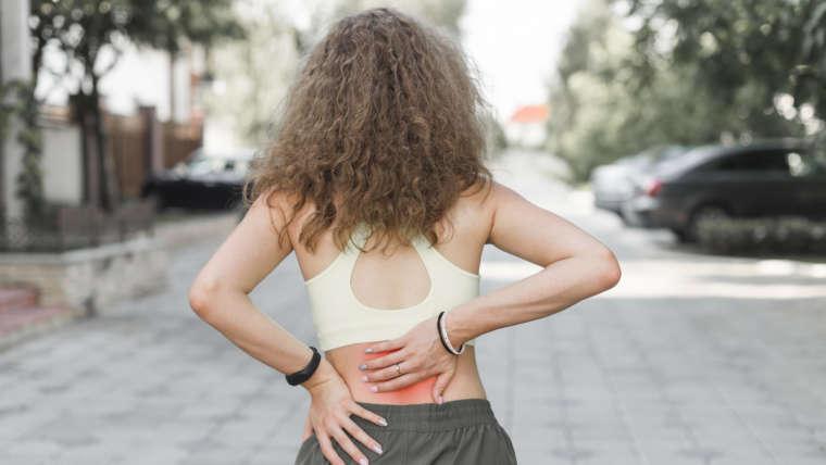 Sofre com dor na coluna? Saiba como amenizá-la
