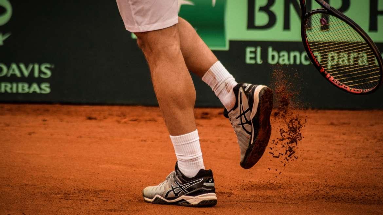 Conheça as lesões que mais atingem os tenistas