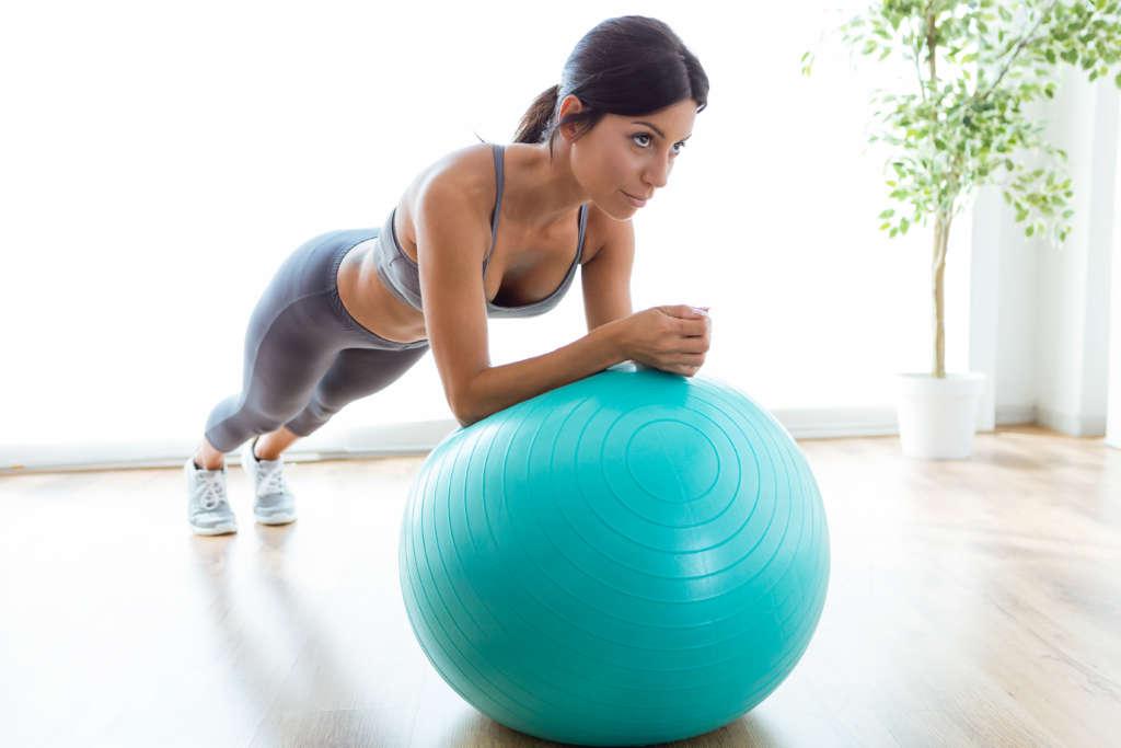 Exercícios para pacientes com Hérnia de Disco