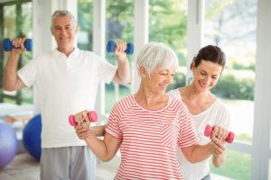 Exercício físico para o idoso